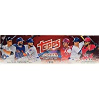 $64 » 2018 Topps HOBBY Version Factory Sealed Baseball 705 Card Set Including 5 FOILBOARD Parallels Found Exclusively in This Version Plus…
