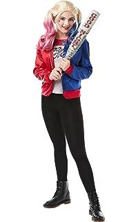 Amazon.com: Rubies Womens Suicide Squad Harley Quinn ...