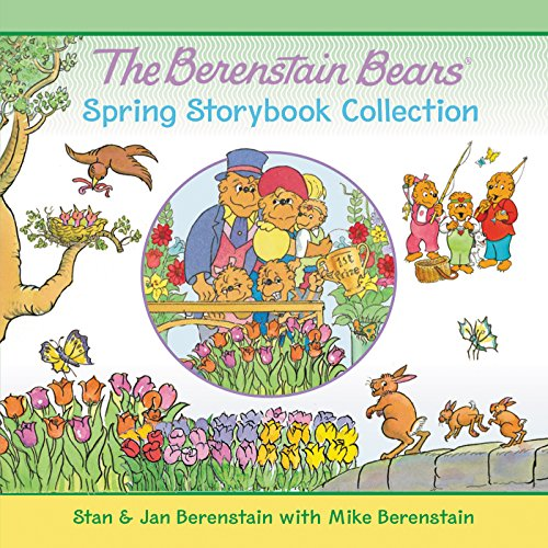 The Berenstain Bears Spring Storybook Collection: 7 Fun Stories