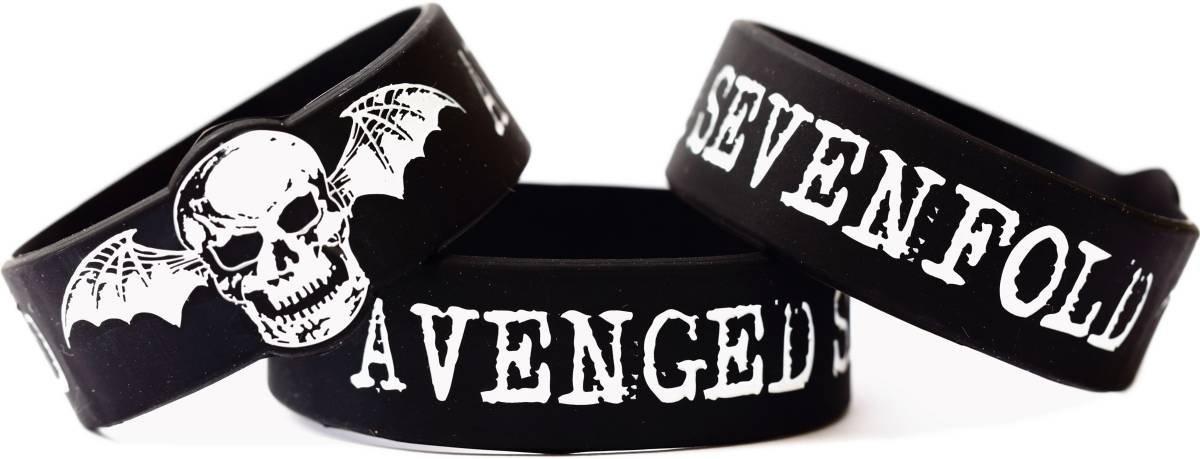 Avenged Sevenfold 1インチファンリストバンドブレスレット   B010W4N9GK