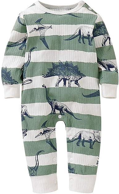 Christmas Kid Romper,Fineser Children Boy Girl Long Sleeves Santa Print Hoodie Romper Jumpsuit Family Pajamas Sleepwear 3-7T