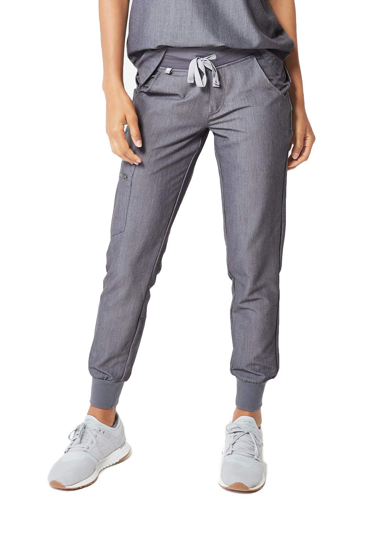 FIGS Women's Zamora 2.0 Medical Scrub Pants, Graphite XL