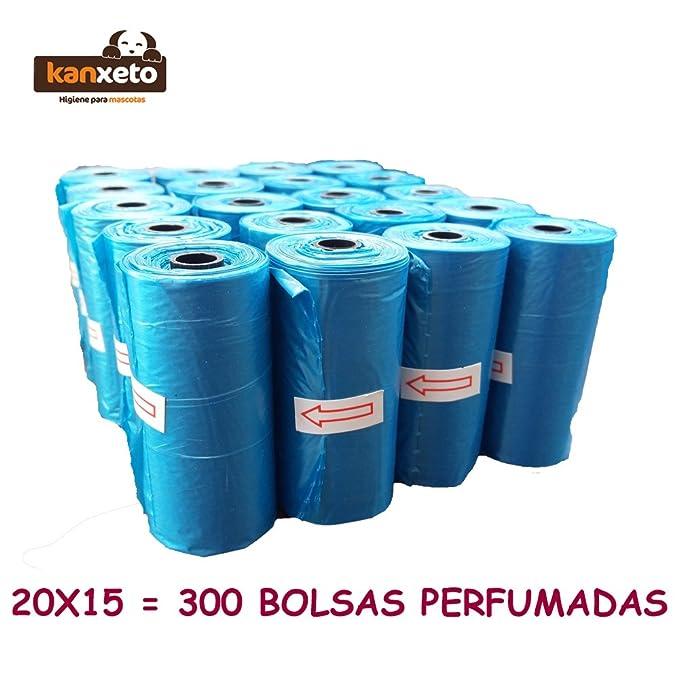 Bolsas para Perro - 300 bolsas para la caca de perro ...
