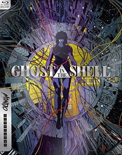 Blu-ray : Ghost In The Shell (1995) (Ultraviolet Digital Copy, Steelbook)