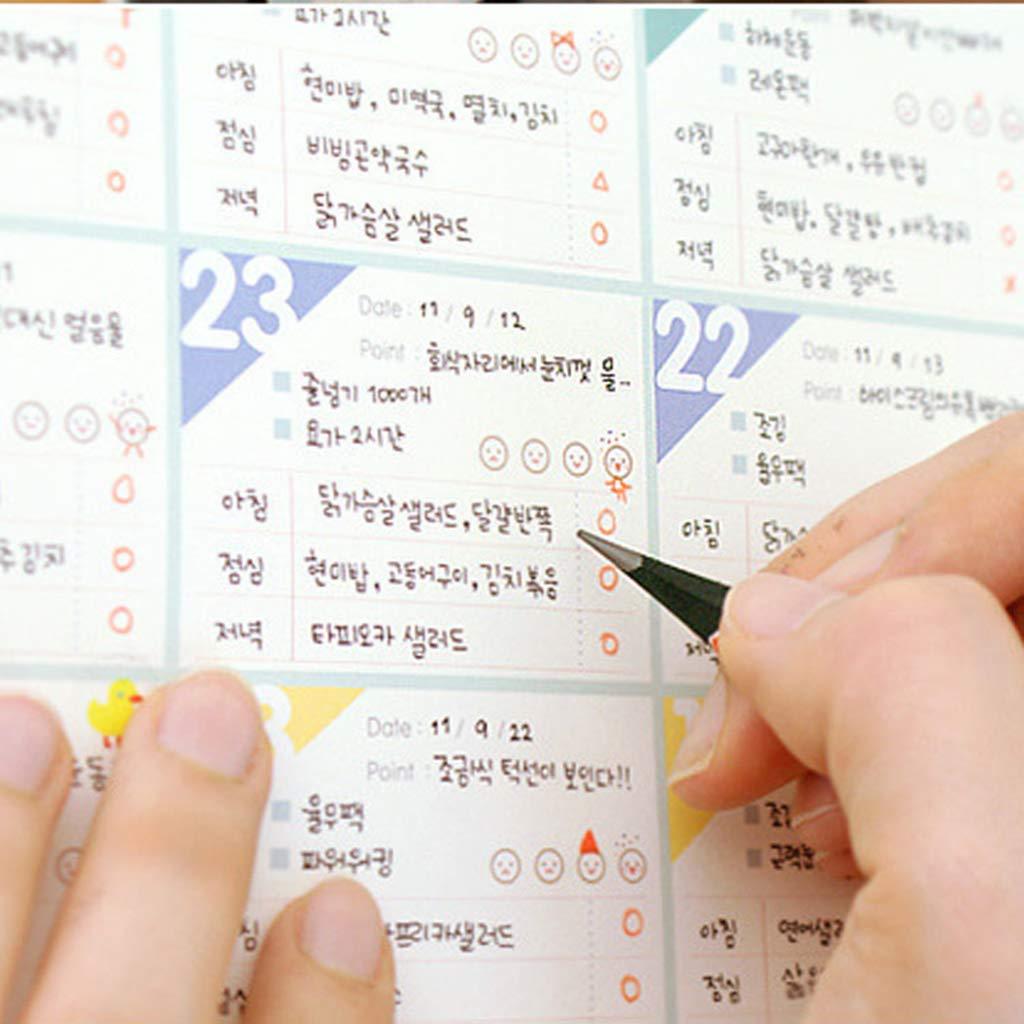 Calendari da muro Calendario con conto alla rovescia per ...