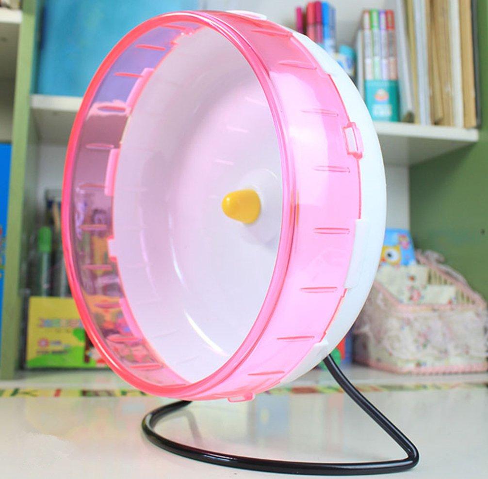 Be Good Pet Exercise Hamster's Wheel Running Spinner, Toy for Hamsters guinea-pigs