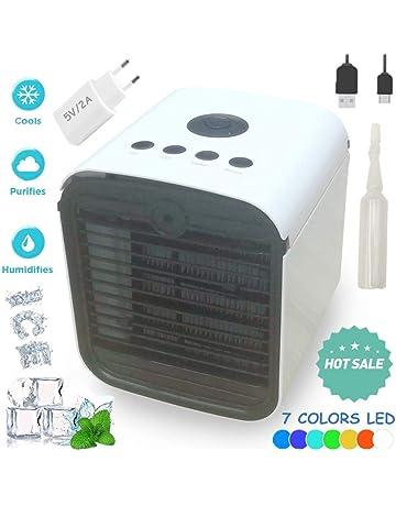 Nifogo Air Portatil Cooler, Climatizador Evaporativo, Aire Acondicionado