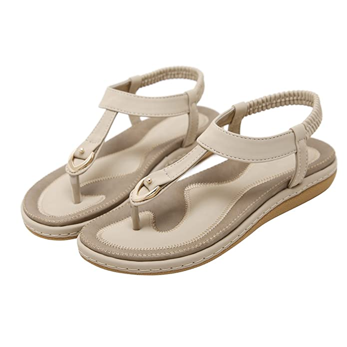 28aa18516b8ac0 VFDB Women Slingback Thong Sandals Open Toe Summer Platform T-Strap Flip  Flops Shoes  Buy Online at Low Prices in India - Amazon.in