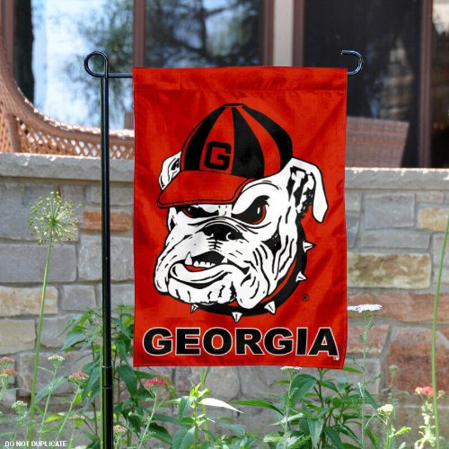 University of Georgia Garden Flag and Yard Banner