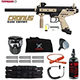 MAddog Tippmann Cronus Tactical Corporal HPA Paintball Gun Package