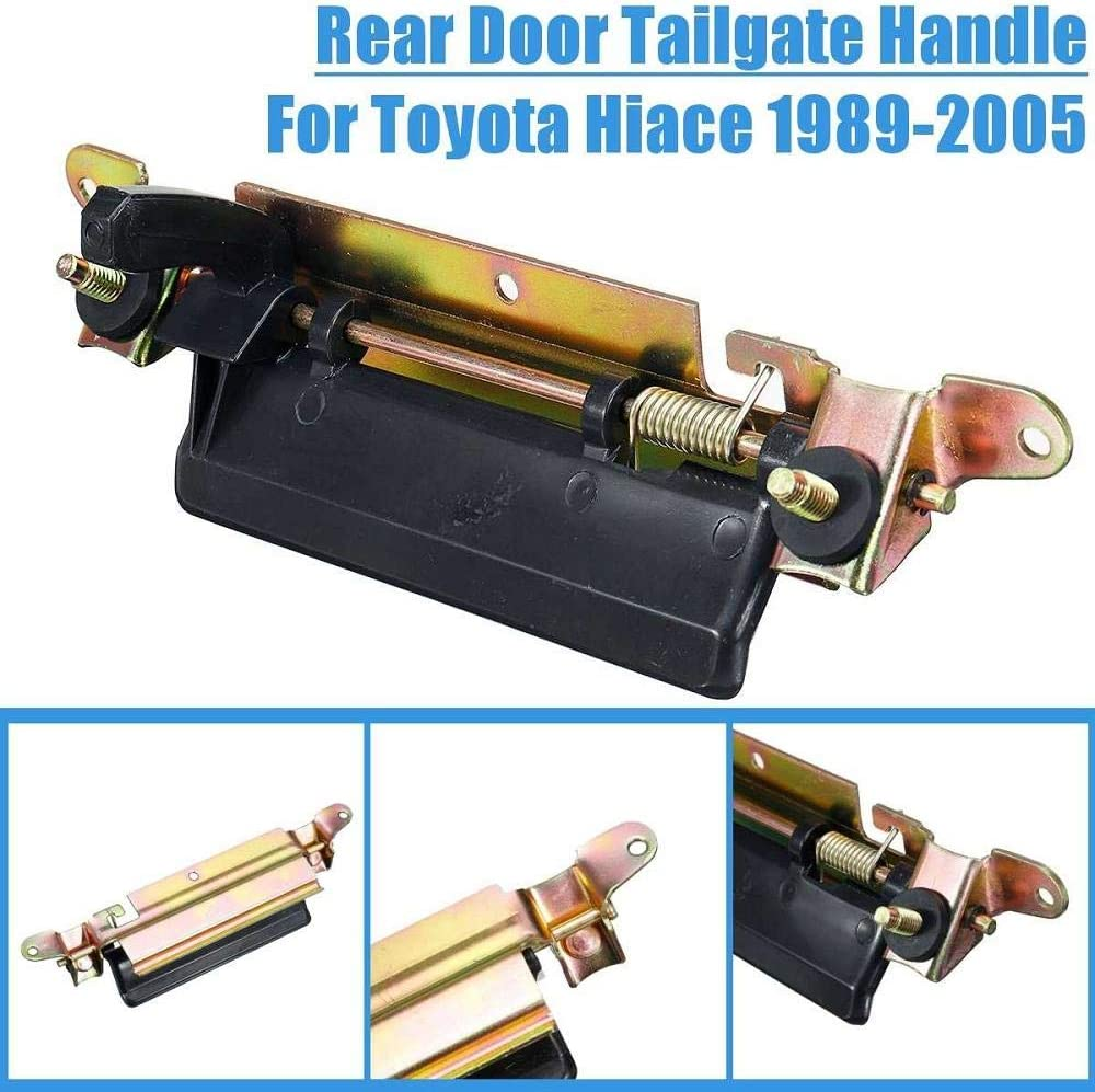 Seven Continents For Toyota Hiace 1989-2005 Tail Gate Rear Door Tailgate Handle Car Exterior Parts
