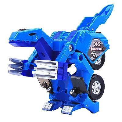 Ziyier G & E: Deformation Dinosaur/ T-Rex/ Athlon/ Dragon/ Toy/ Robot/: Toys & Games