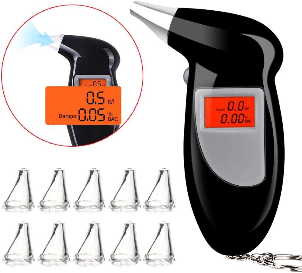 Fabur 5 Boquillas alcohol/ímetro Profesional