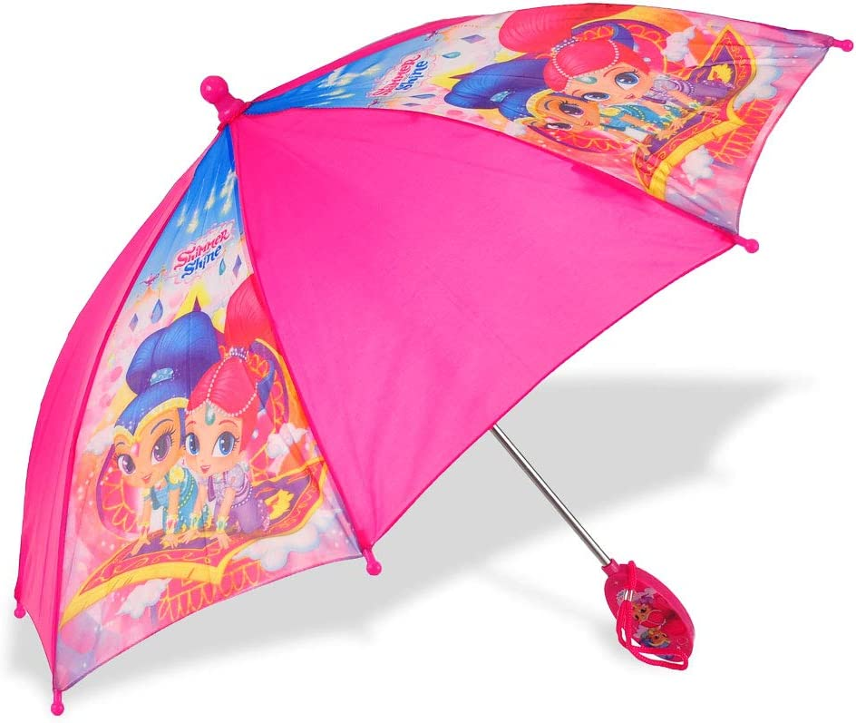 Shimmer Shine Nickelodeon Girls Umbrella