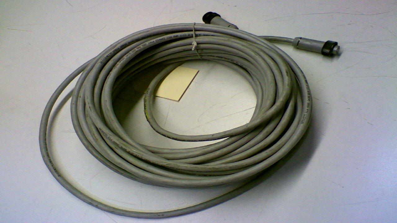 Brad Harrison Bdn C-T04-Ac-Eaa-01-200M Cordset 5 Pole M//F 200M Bdn C-T04-Ac-Eaa-01-200M