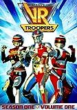 VR Troopers: Season One, Vol.1