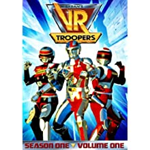 VR Troopers: Season 1, Vol.1 (1994)