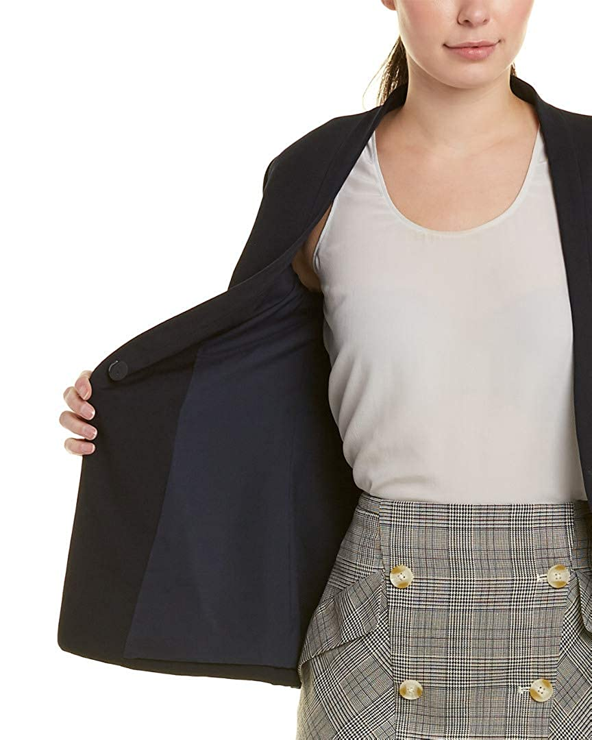Blue Laundry by Shelli Segal Womens Suit Jacket