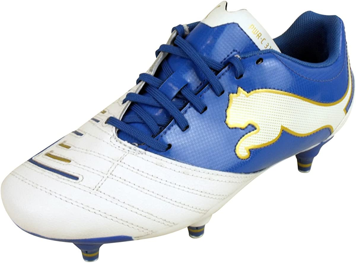 PUMA Boys SG Soft Ground Football Boots