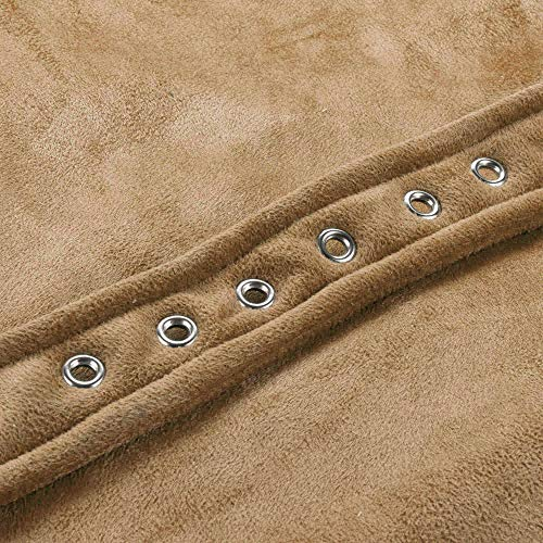 Button Zippers Jacket Solid Winter Fashion Outwear Coat Sashes Giacca Alla abbigliamento Da Donna Cachi Moda Cq0U10w