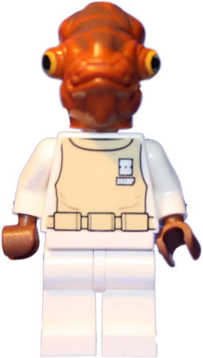 LEGO Star Wars Miniature Figurine - Admiral Ackbar