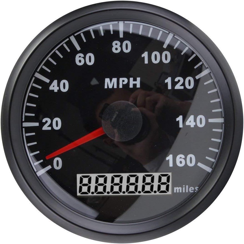 ELING Universal MPH GPS Speedometer Odometer