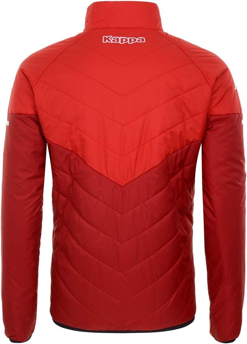 Kappa ARSECO AS Mónaco Giacca Uomo Abbigliamento sportivo Sport e ...