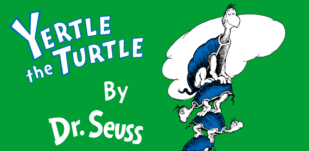Amazon Com Yertle The Turtle Dr Seuss Appstore For Android Yertle the turtle, gertrude mcfuzz, and. yertle the turtle dr seuss