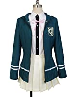 Cuterole DanganRonpa Chiaki Nanami Uniform Anime Halloween Cosplay Costume Custom