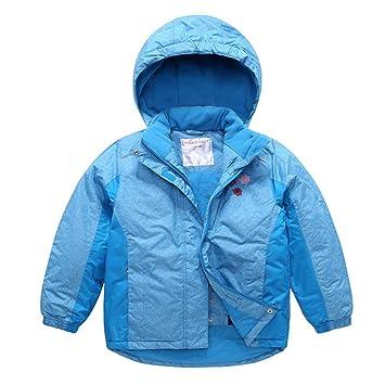 Ski Manteau Imprimée Fille Hiver Pinji Veste Garçon Chaude Enfant nYwz5wqx
