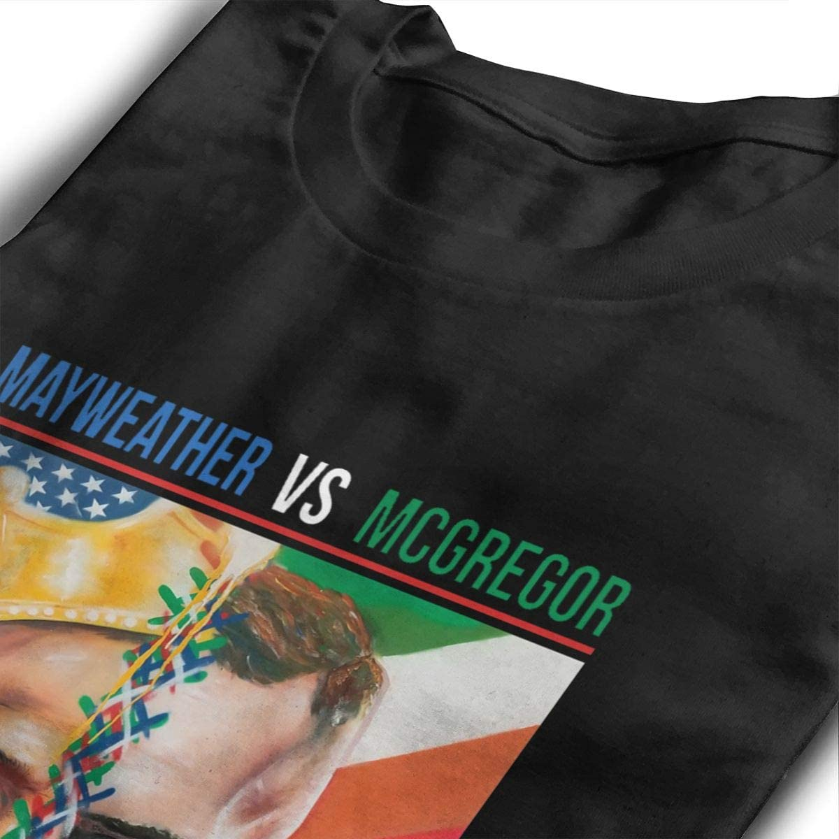 BilliePhillips Youngster Mayweather Vs McGregor Comfort Long Sleeve Tee Shirt