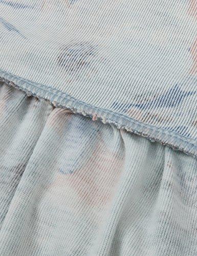 60157120512a61 Woopower Style Damen 5 Stil 1 S T-shirt Kleid goes.xtendnext.com