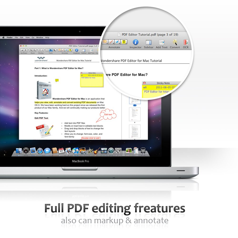 Amazon com: Wondershare PDF Editor Pro for Mac [Download