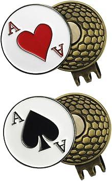 Amazon.com: Pinmei - Juego de 2 marcadores para pelotas de ...