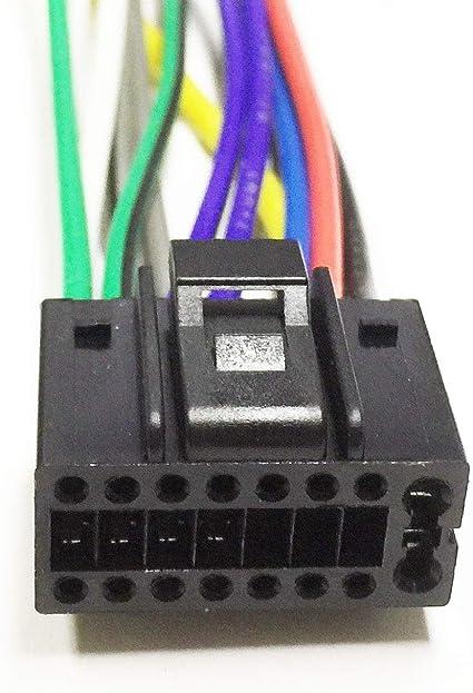 jvc car stereo wiring harness amazon com car stereo wiring harness for jvc car electronics  amazon com car stereo wiring harness