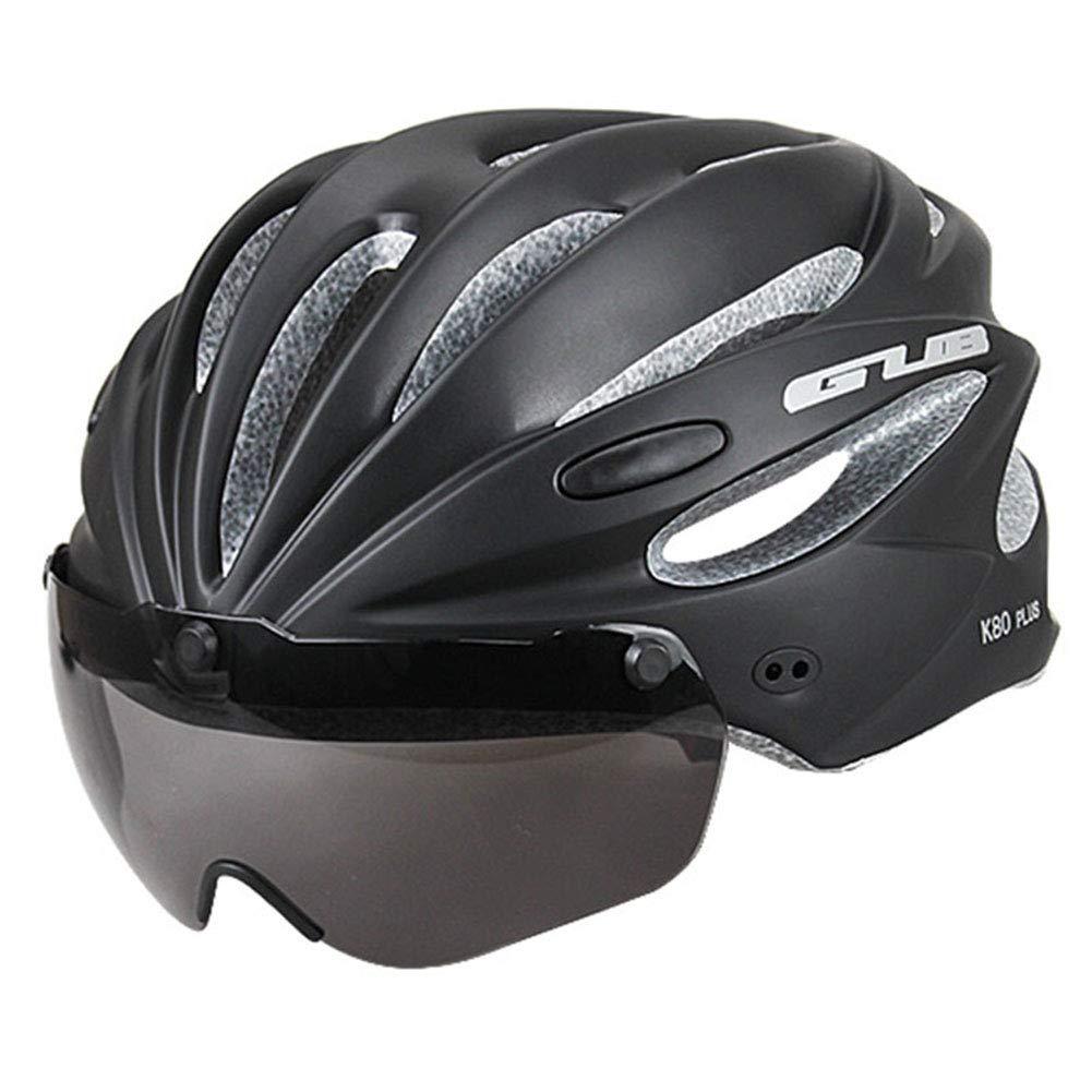 Fahrradhelm/Fahrradhelm, Mountainbike, vollgeformt, mit ultraleichter Brille Symboat