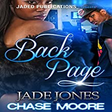 Backpage Audiobook by Jade Jones, Chase Moore Narrated by Cherice Scott