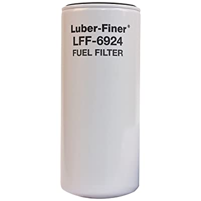 Luber-finer LFF6924-6PK Heavy Duty Fuel Filter, 6 Pack: Automotive