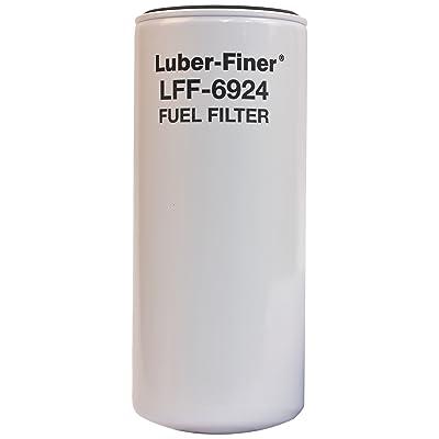 Luber-finer LFF6924-6PK Heavy Duty Fuel Filter, 6 Pack: Automotive [5Bkhe1502547]