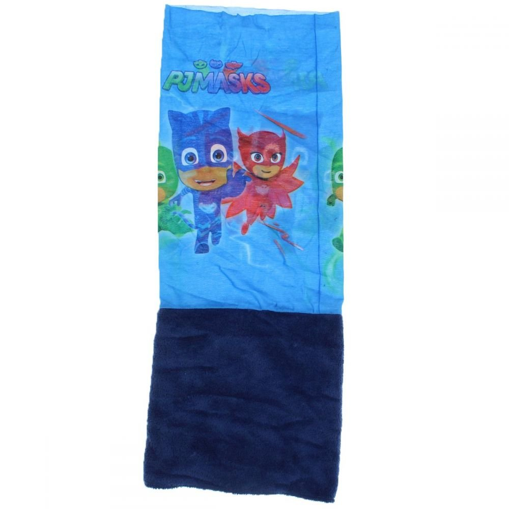 PJMASK snood neckwarmer boys - blue Gatito PJ02381