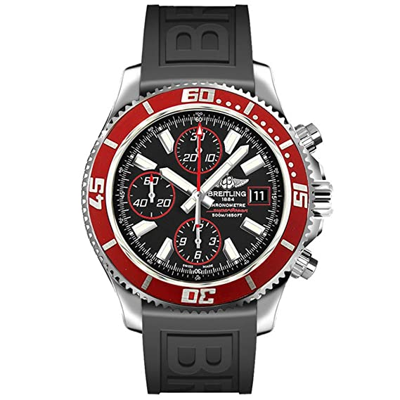 Breitling A13341X9-BA81-131S - Reloj suizo automático para hombre: Amazon.es: Relojes