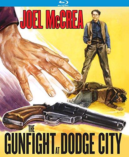 Gunfight at Dodge City [Blu-ray]