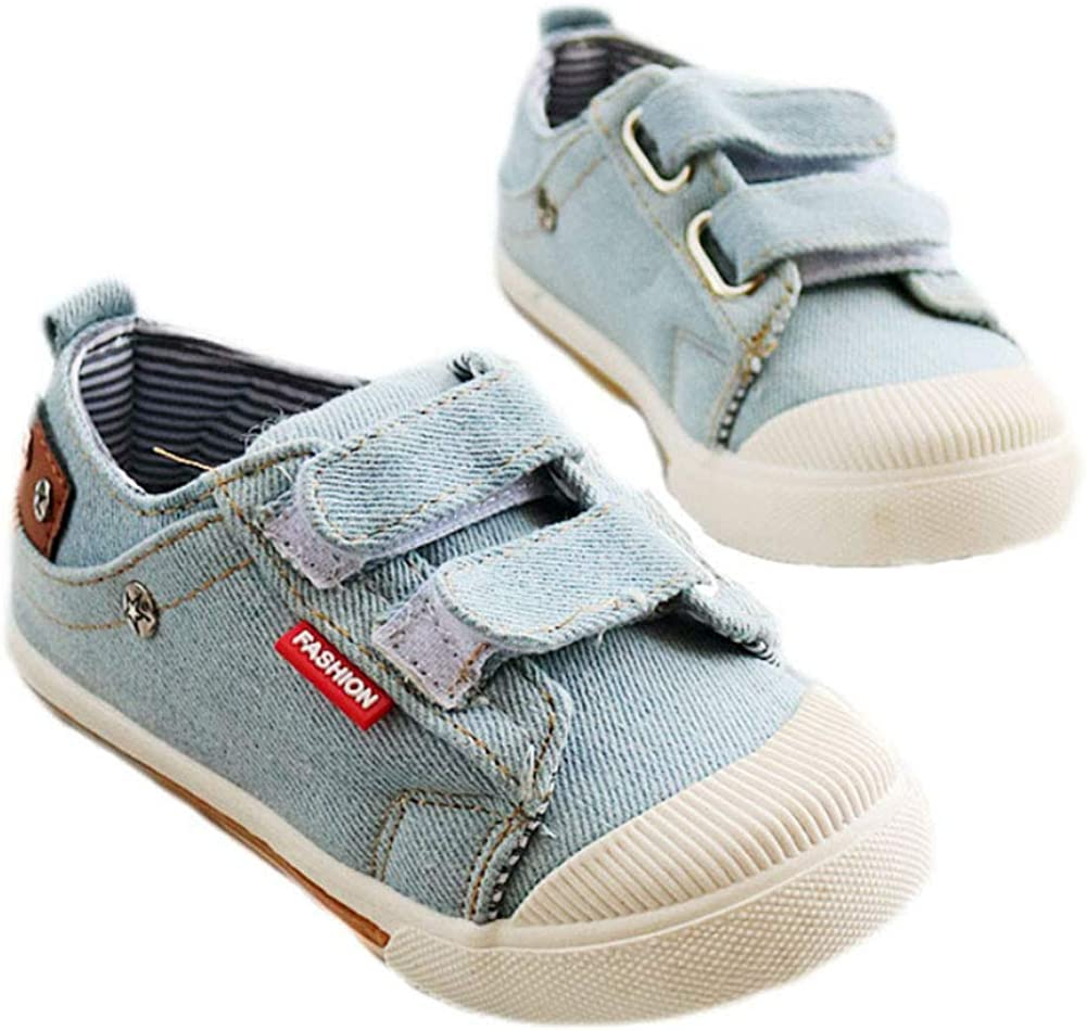Kids Shoes Canvas Shoes for Boys Girls Casual Shoes Fashionable Non-slip Shoes