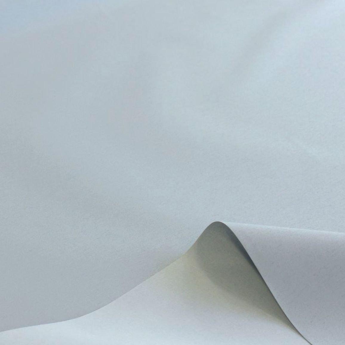 Planen- Zelt- u Sonnenschirmstoff mit UV-Schutz - wasserdicht farbecht - Meterware am Stück (Breite: 170 cm | leicht) Hell Grau TOLKO Stoffe