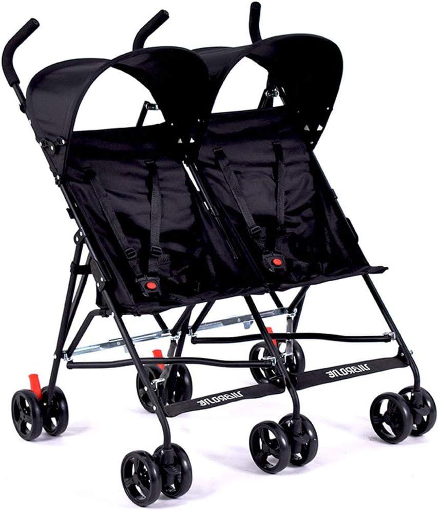 荷物のキャリーハンドル付き飛行機超軽量赤ちゃんのトロリーのための軽量ベビーカー赤ちゃんベビーカーバギー旅行プラムプルーム(0〜36ヶ月)