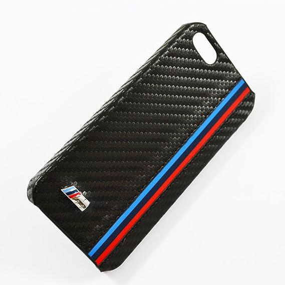 check out 8ec1e 7a6f2 BMW M / iPhone 5 / 5S Cover Original BMW Carbon Design Accessories Genuine