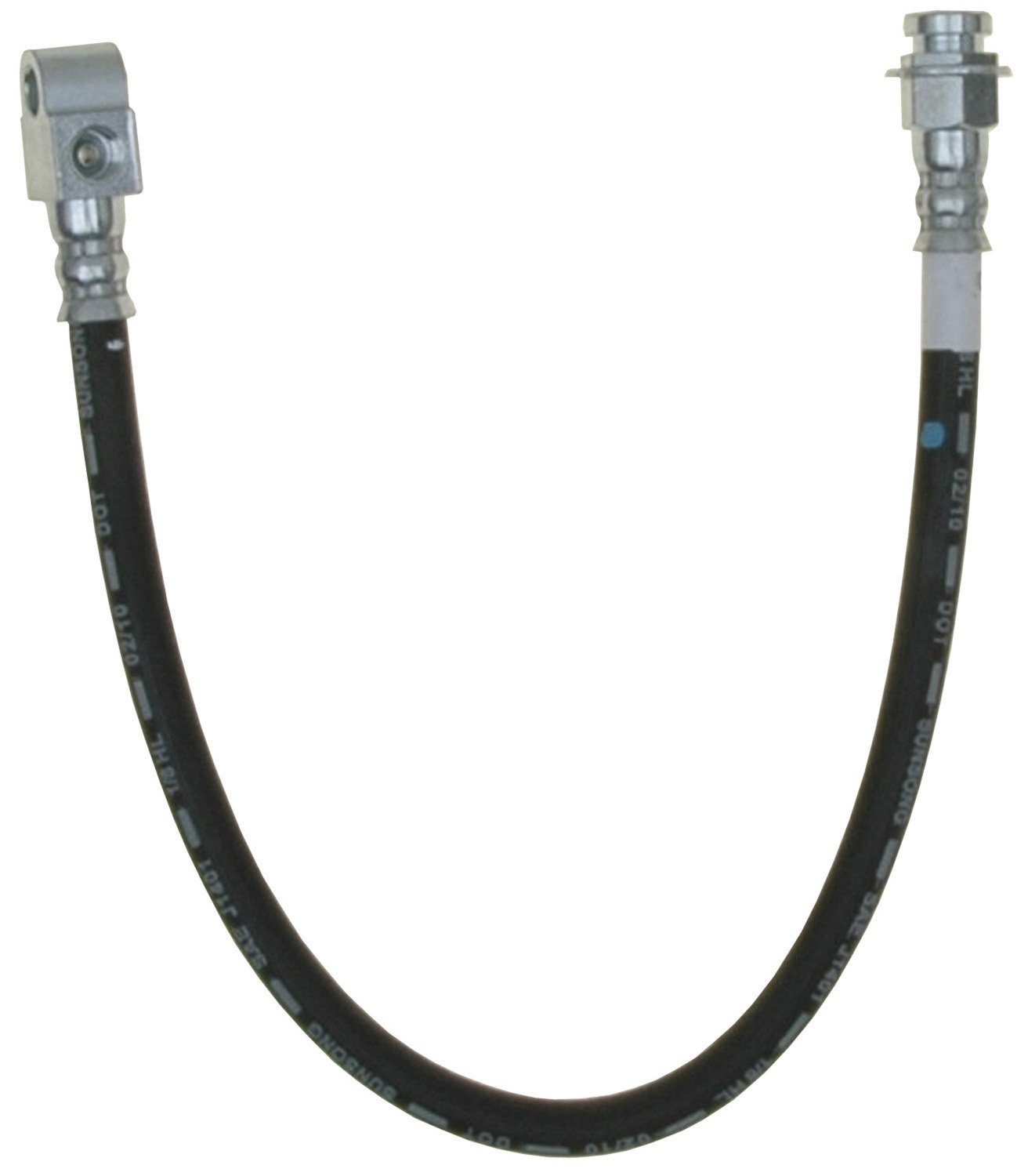 ACDelco 18J1769 Professional Rear Hydraulic Brake Hose Assembly