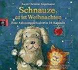 Schnauze, es ist Weihnachten; Eine Adventsgeschichte in 24 Kapiteln ; 1 Bde/Tle; Sprecher: Sawatzki, Andrea /Berkel, Christian; Deutsch; Audio-CD ; Hörbücher