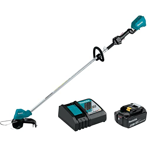 Makita XRU11M1 18V LXT Lithium-Ion Brushless Cordless String Trimmer Kit 4.0Ah