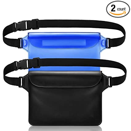 Amazon.com: lanticy bolsa impermeable Set, Paquete de 2 ...